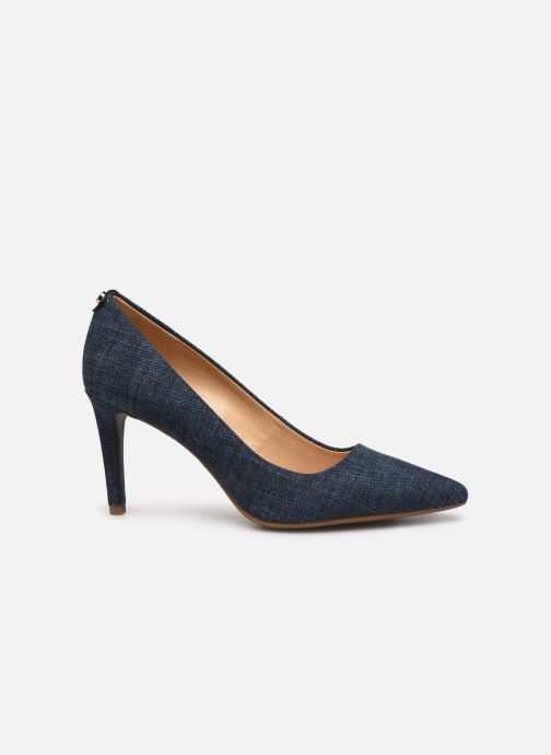 Zapatos de tacón Michael Michael Kors Dorothy Flex Pump Azul vistra trasera