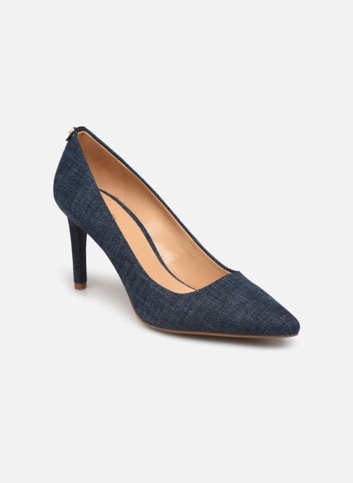 Zapatos de tacón Michael Michael Kors Dorothy Flex Pump Azul vista de detalle / par