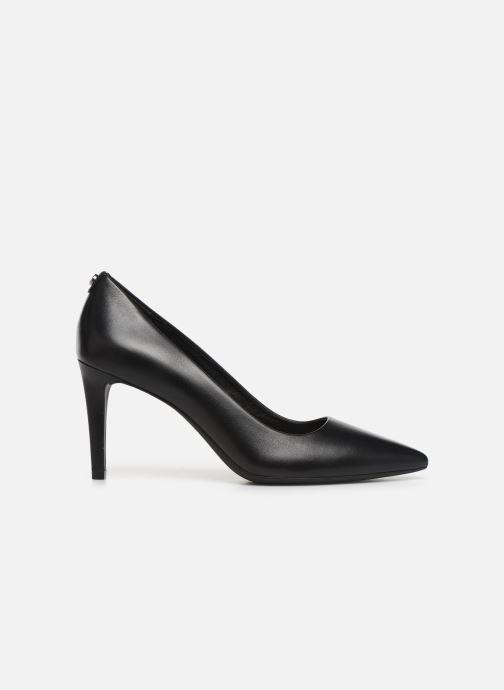 Zapatos de tacón Michael Michael Kors Dorothy Flex Pump Negro vistra trasera