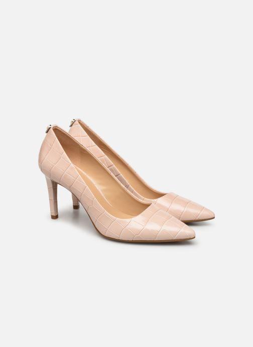 Zapatos de tacón Michael Michael Kors Dorothy Flex Pump Rosa vista 3/4