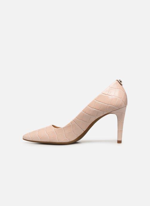 Zapatos de tacón Michael Michael Kors Dorothy Flex Pump Rosa vista de frente