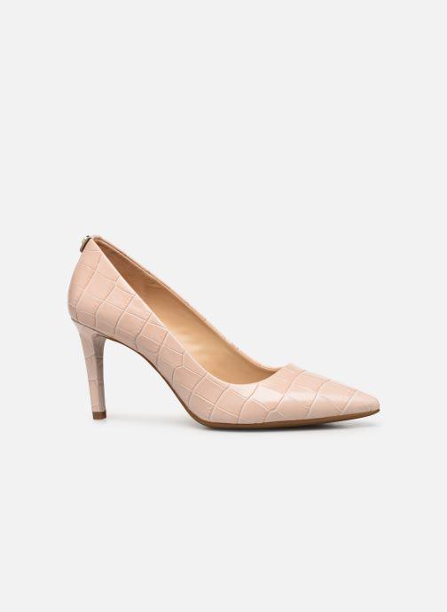 Zapatos de tacón Michael Michael Kors Dorothy Flex Pump Rosa vistra trasera