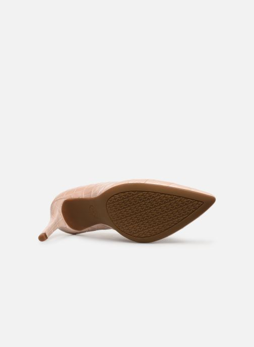 Zapatos de tacón Michael Michael Kors Dorothy Flex Pump Rosa vista de arriba
