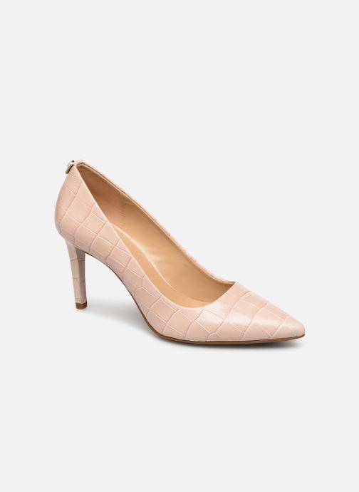 Zapatos de tacón Michael Michael Kors Dorothy Flex Pump Rosa vista de detalle / par