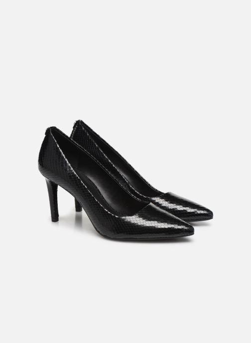 Zapatos de tacón Michael Michael Kors Dorothy Flex Pump Negro vista 3/4