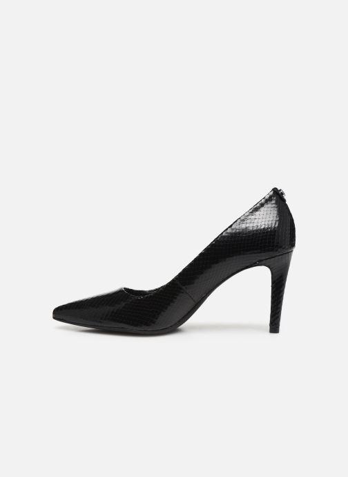 Zapatos de tacón Michael Michael Kors Dorothy Flex Pump Negro vista de frente