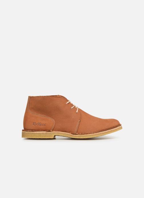 Bottines et boots Kickers TADSIO Marron vue derrière