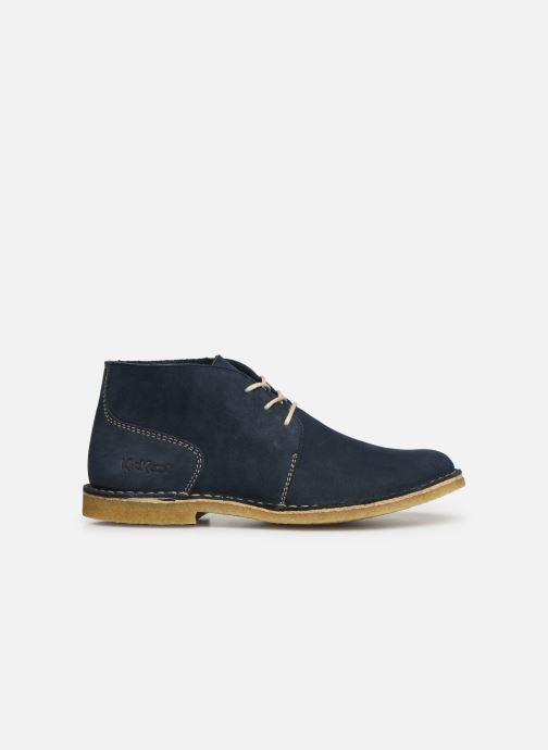 Bottines et boots Kickers TADSIO Bleu vue derrière