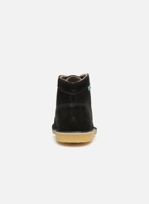 Bottines et boots Kickers ORILEGEND F Noir vue droite