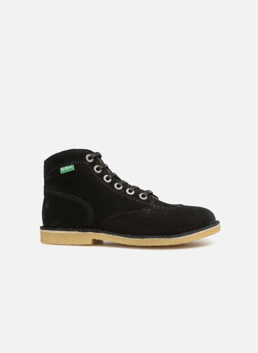 Bottines et boots Kickers ORILEGEND F Noir vue derrière