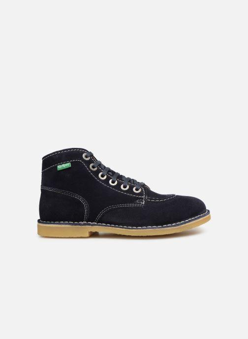 Boots en enkellaarsjes Kickers ORILEGEND F Blauw achterkant