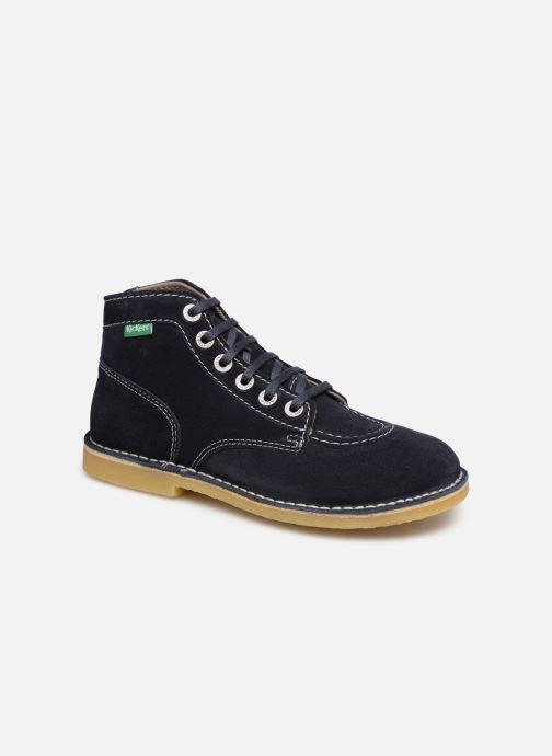 Boots en enkellaarsjes Kickers ORILEGEND F Blauw detail