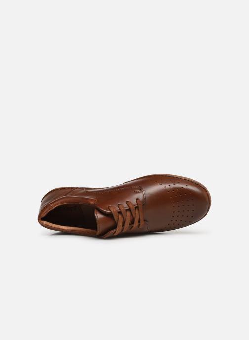Chaussures à lacets Kickers FOWFOPERF Marron vue gauche