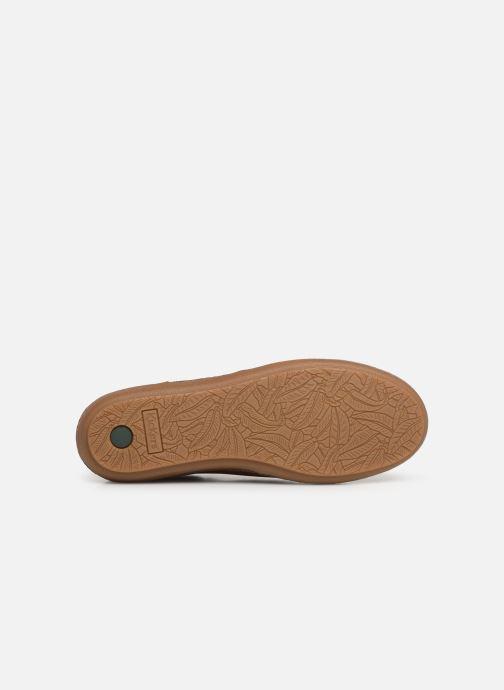 Chaussures à lacets Kickers FOWFOPERF Marron vue haut