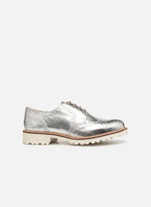 Chaussures à lacets Kickers ROVENTRY Argent vue derrière