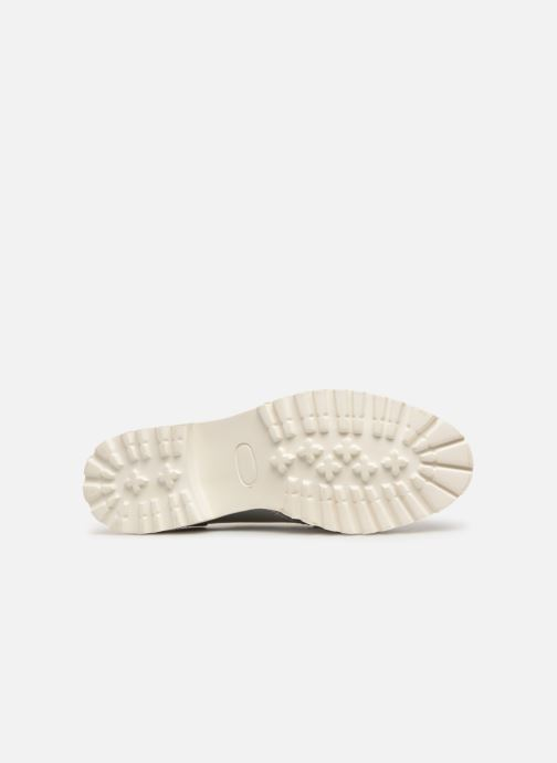 Chaussures à lacets Kickers ROVENTRY Argent vue haut