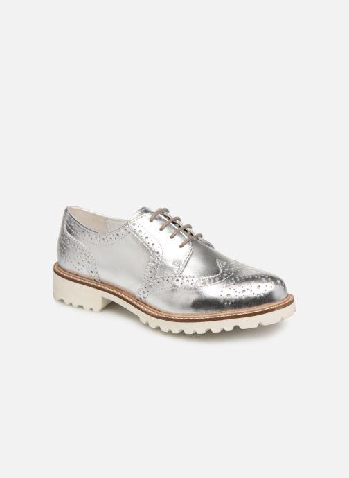 Chaussures à lacets Kickers ROVENTRY Argent vue détail/paire