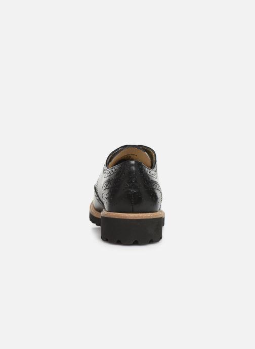 Chaussures à lacets Kickers ROVENTRY Noir vue droite