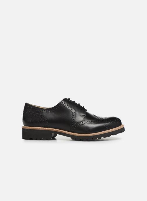 Chaussures à lacets Kickers ROVENTRY Noir vue derrière