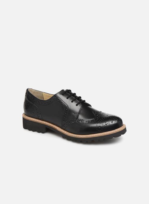 Chaussures à lacets Kickers ROVENTRY Noir vue détail/paire