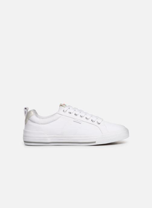 Sneaker Kickers ARMILLE weiß ansicht von hinten