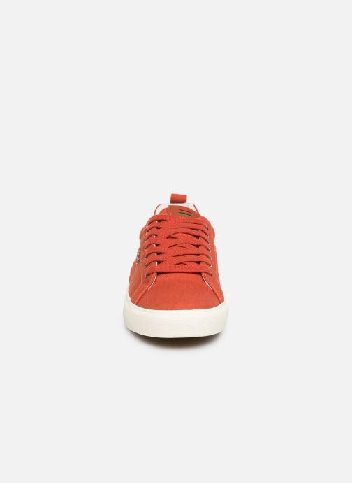 Baskets Kickers ARMILLE Rouge vue portées chaussures