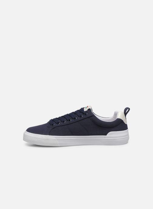 Sneaker Kickers ARMILLE blau ansicht von vorne