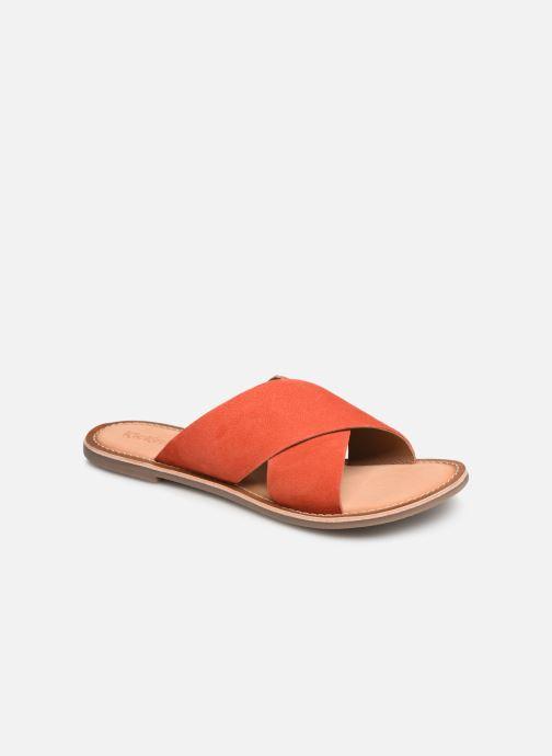 Kickers DIAZ (orange) Clogs & Pantoletten bei
