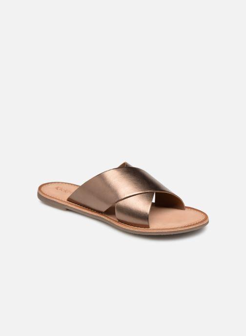 Kickers DIAZ (Gold bronze) - Clogs & Pantoletten bei Más cómodo