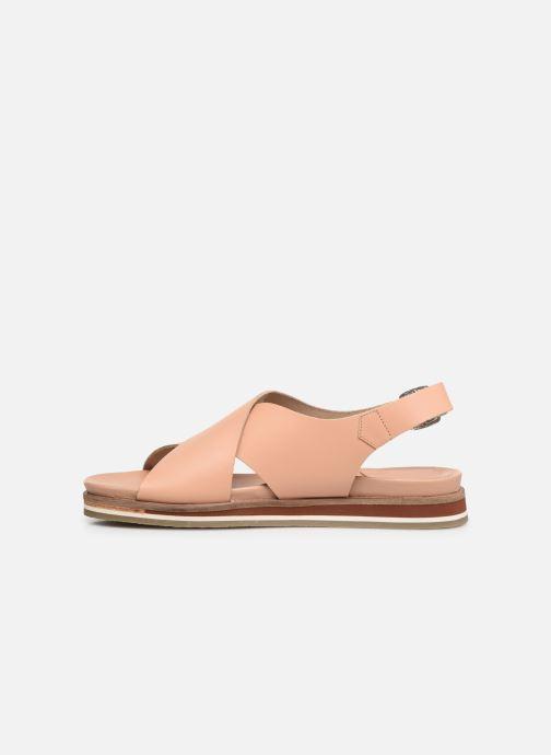 Sandalen Kickers OCEANIE Roze voorkant