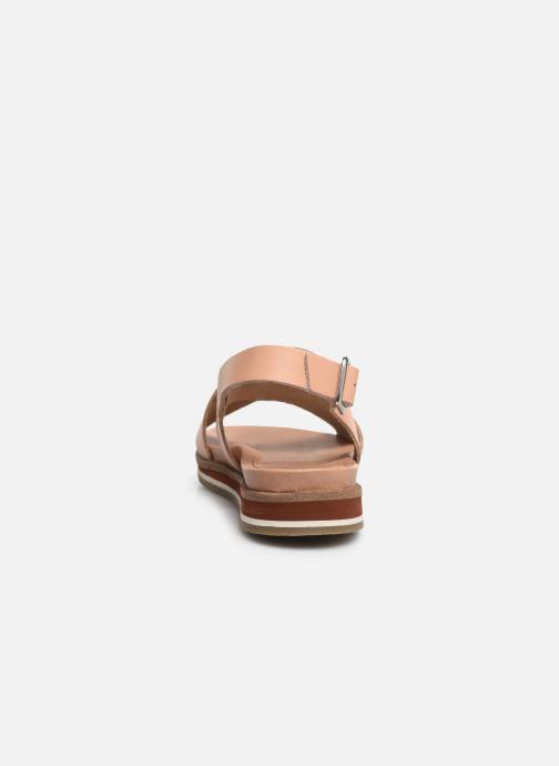 Sandalen Kickers OCEANIE Roze rechts