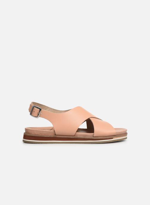 Sandalen Kickers OCEANIE Roze achterkant