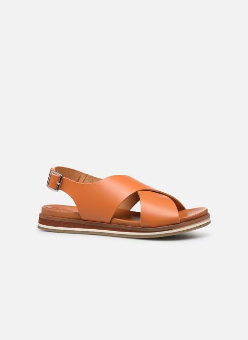 Sandales et nu-pieds Kickers OCEANIE Marron vue derrière