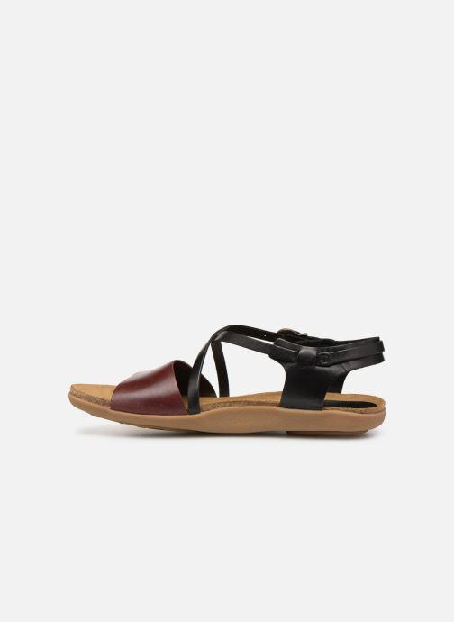 Sandalen Kickers ATOMICK Zwart voorkant