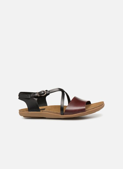 Sandalen Kickers ATOMICK Zwart achterkant