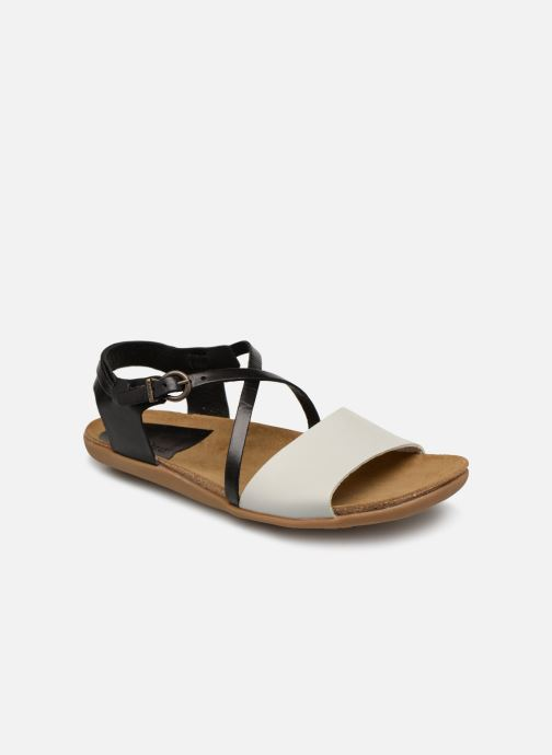 Sandales et nu-pieds Kickers ATOMICK Noir vue détail/paire