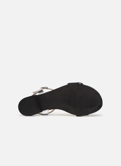 Sandali e scarpe aperte L'Atelier Tropézien SH668 Nero immagine dall'alto