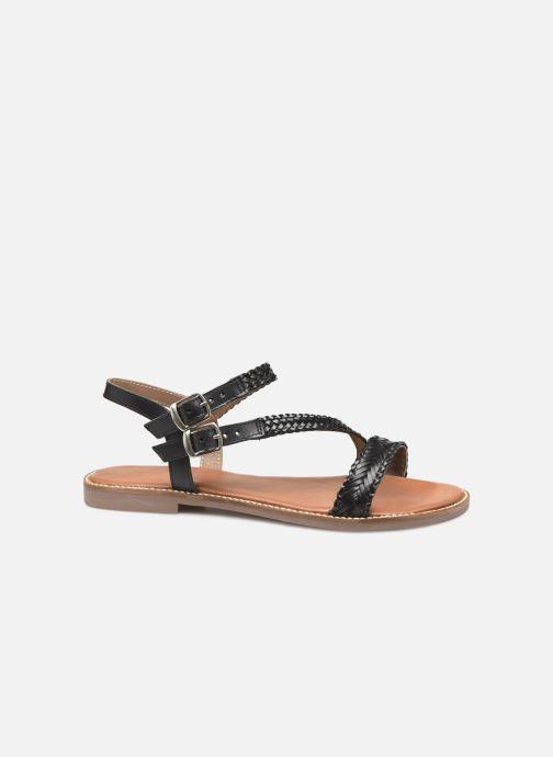 Sandali e scarpe aperte L'Atelier Tropézien SB902 Nero immagine posteriore