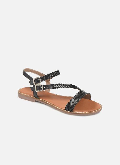 Sandali e scarpe aperte L'Atelier Tropézien SB902 Nero vedi dettaglio/paio
