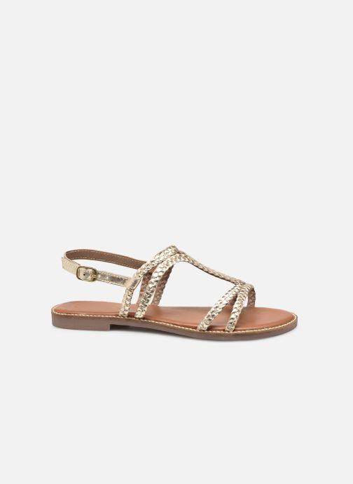 Sandali e scarpe aperte L'Atelier Tropézien SB907 Oro e bronzo immagine posteriore
