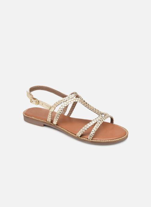 Sandali e scarpe aperte L'Atelier Tropézien SB907 Oro e bronzo vedi dettaglio/paio