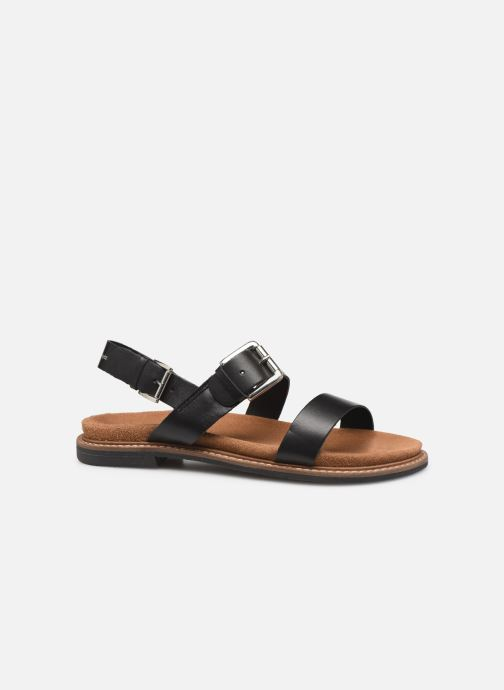 Sandalen L'Atelier Tropézien MG5473 Zwart achterkant