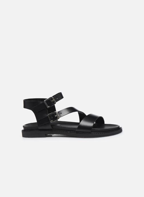 Sandali e scarpe aperte L'Atelier Tropézien MG6011 Nero immagine posteriore