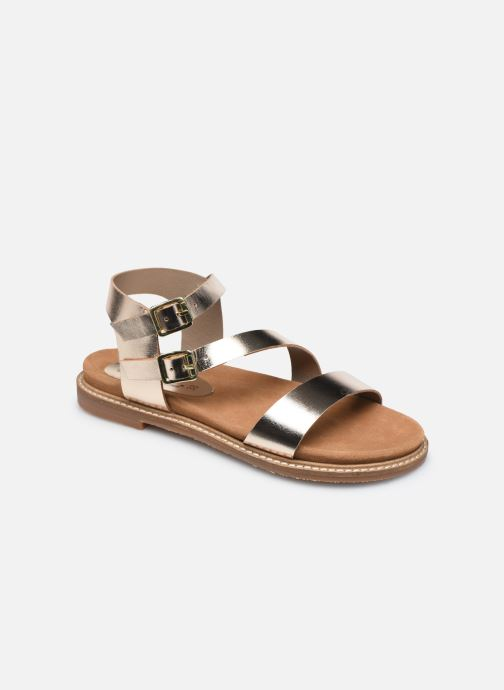 Sandali e scarpe aperte L'Atelier Tropézien MG6011 Oro e bronzo vedi dettaglio/paio