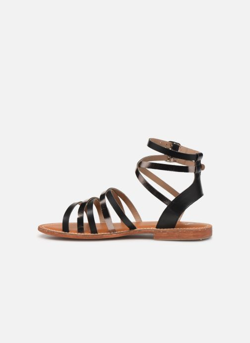 Sandalen L'Atelier Tropézien SH09 Zwart voorkant