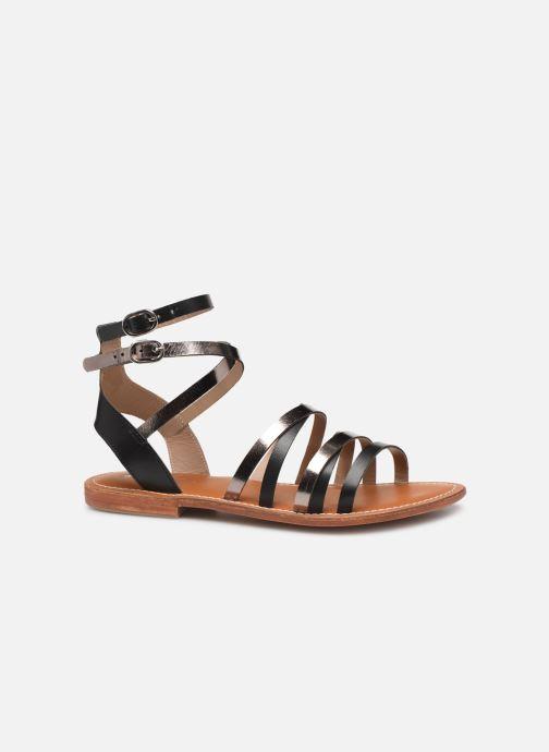 Sandalen L'Atelier Tropézien SH09 Zwart achterkant