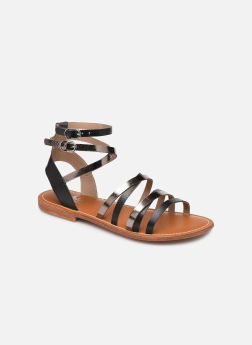 Sandali e scarpe aperte L'Atelier Tropézien SH09 Nero vedi dettaglio/paio