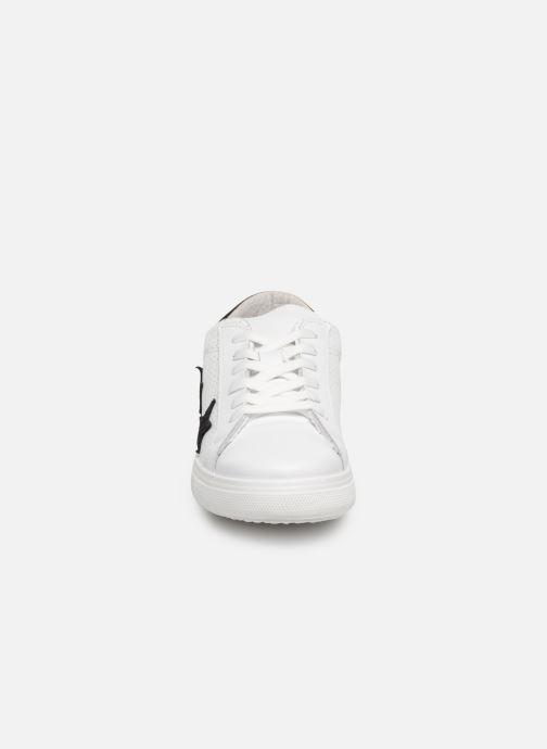 Baskets Georgia Rose Saskia Blanc vue portées chaussures