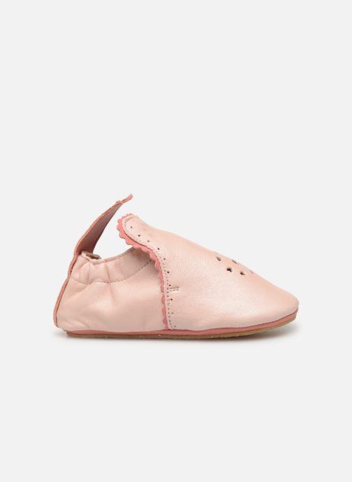 Slippers Easy Peasy Croqblu Pink back view
