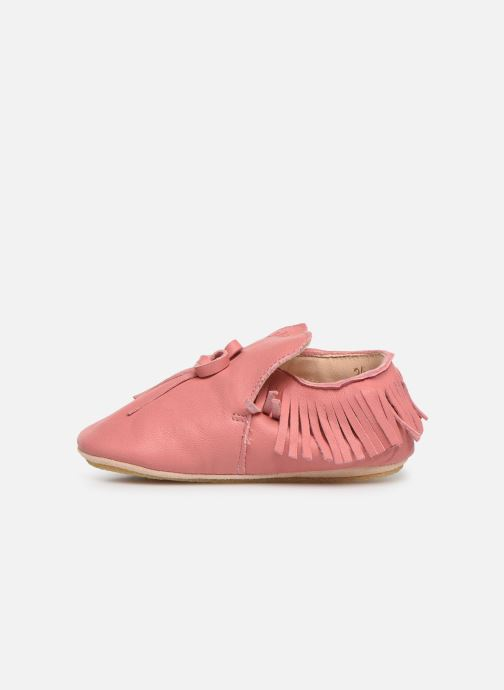 Chaussons Easy Peasy Mexiblu Rose vue face